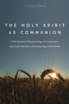 The Holy Spirit as Communion