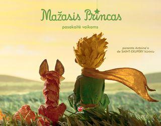 MAŽASIS PRINCAS: Antoine de Saint-Exupery šedevras sugrįžta magiškoje knygutėje kietais viršeliais, kuri nudžiugins bet kurį vaiką ar suaugusįjį + gausiai iliustruota kritikų pripažintomis iliustracijomis. Ideali dovana bet kokia proga!