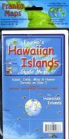 Franko Map Hawaiin Islands Guide