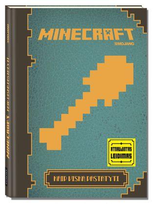 Minecraft. Kaip viską pastatyti (atnaujintas leidimas)