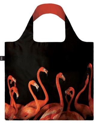 "LOQI pirkinių krepšys ""National Geographic Photo Ark Flamingos Bag"""