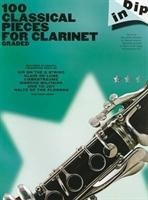 100 Classical Pieces for Clarinet Graded