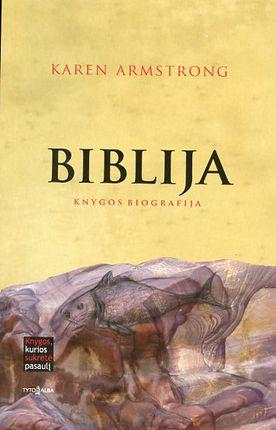 Biblija. Knygos biografija