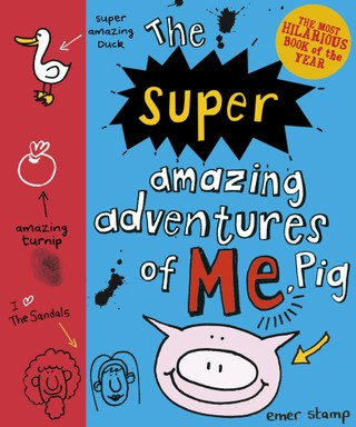 Super Amazing Adventures of Me, Pig
