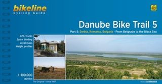 Bikeline Danube Bike Trail 05: From Belgrade to the Black Sea