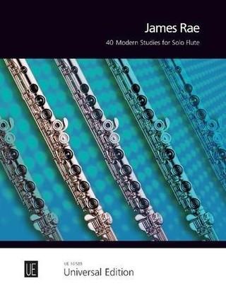40 Modern Studies für Flöte