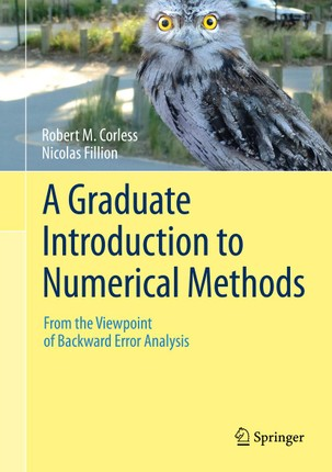 A Graduate Introduction to Numerical Methods