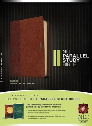 Parallel Study Bible-NLT