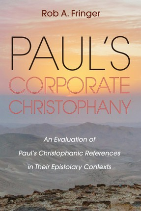Paul's Corporate Christophany