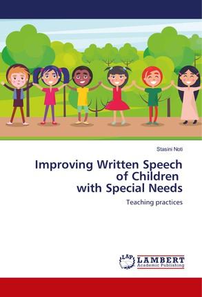 Improving Written Speech of Children with Special Needs