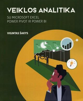 Veiklos analitika su Microsoft Excel Power Pivot ir Power BI