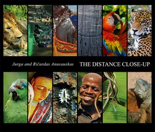 The distance close up