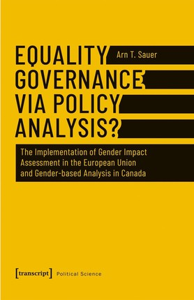 Equality Governance via Policy Analysis?