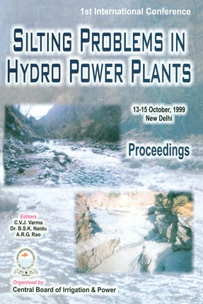 Silting Problems in Hydro Power Plants