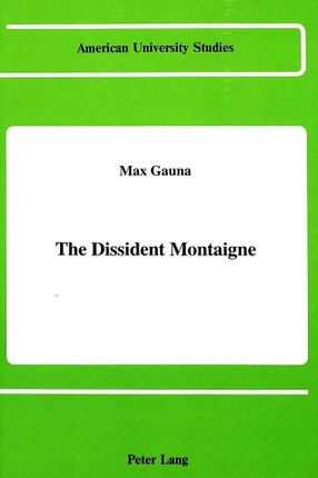The Dissident Montaigne