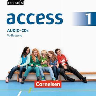 English G Access 01: 5. Schuljahr. CD