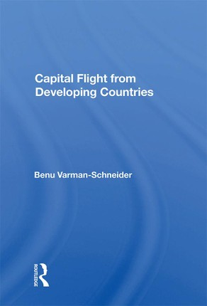 Capital Flight From Developing Countries