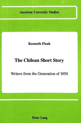 The Chilean Short Story