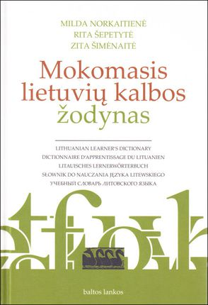 Mokomasis lietuvių kalbos žodynas