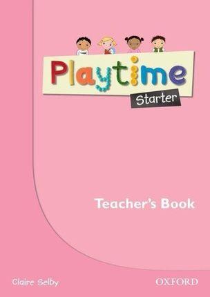 Playtime Starter. Teacher's Book