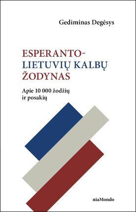 Esperanto – lietuvių kalbų žodynas