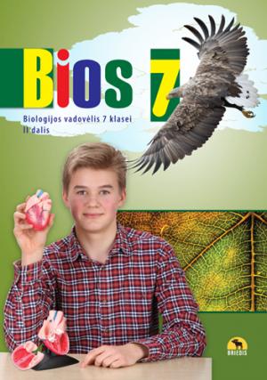 Bios 7. Biologijos vadovėlis 7 kl., II d. (ATNAUJINTAS)