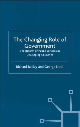The Changing Role of Government