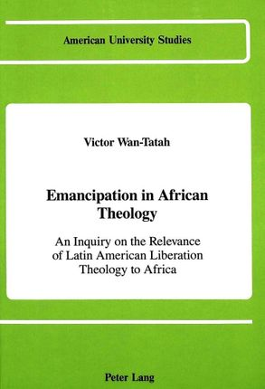 Emancipation in African Theology