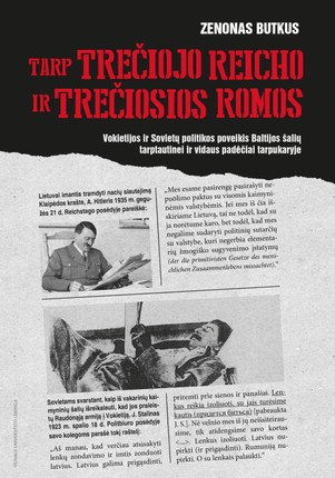 Tarp Trečiojo Reicho ir Trečiosios Romos