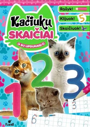 Kačiukų skaičiai