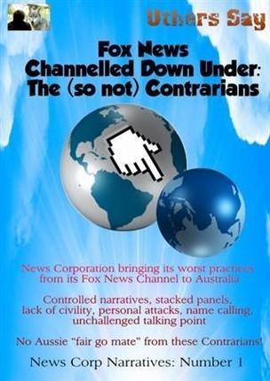 Fox News Channelled Down Under: