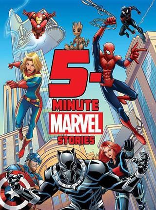 5-Minute Marvel Stories