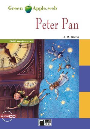 Peter Pan. Buch + Audio-CD