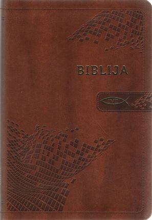Biblija arba Šventasis Raštas, kanoninis leidimas, lankstus viršelis