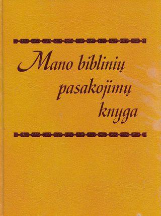 Mano biblinių pasakojimų knyga