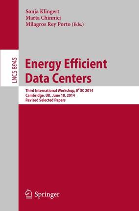 Energie Efficient Data Centers