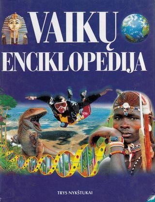Vaikų enciklopedija (2002)