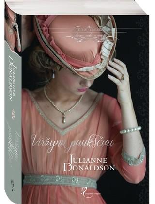 VIRŽYNŲ PAUKŠČIAI: Jane Austen ir seserų Brontë kūrinių dvasia persmelktas romanas kviečia pasinerti į meilės, intrigų ir besąlygiško atsidavimo sūkurį