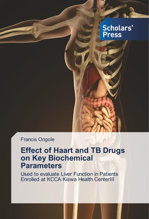 Effect of Haart and TB Drugs on Key Biochemical Parameters