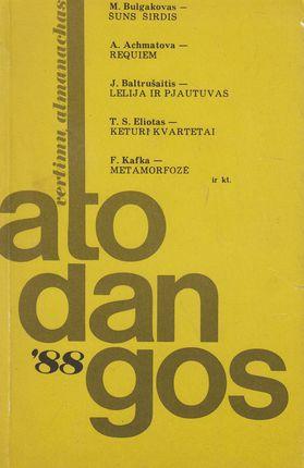 Atodangos '88. Vertimų almanachas