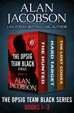 The OPSIG Team Black Series Books 1-3