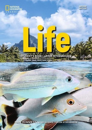 Life - Second Edition B2.1/B2.2: Upper Intermediate - Student's Book + App