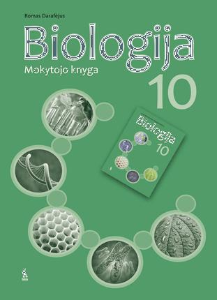 Biologija X klasei. Mokytojo knyga