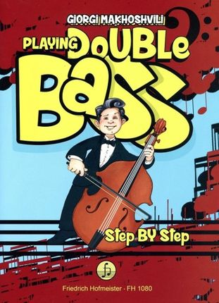 Playing Double Bass Step by Step