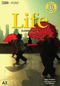 Life - First Edition A1.2/A2.1: Elementary - Student's Book and Workbook (Combo Split Edition B) + DVD-ROM