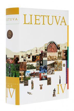 Lietuva. 4 tomas