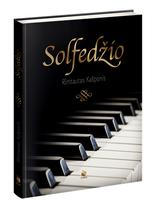 SOLFEDŽIO: Nr. 1 knyga muzikos mokyklose ir privačiai norintiems išmokti groti instrumentu – paprastas, nuoseklus, klasikinis muzikos klausos lavinimo vadovėlis, kurio Lietuvoje jau parduota daugiau nei 13 tiražų