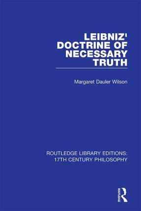 Leibniz' Doctrine of Necessary Truth