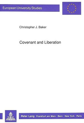 Covenant and Liberation