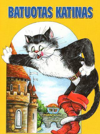Batuotas katinas (didelės raidės)